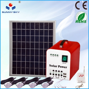 Solar Powered Products For The Home