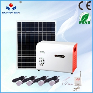 Solar Electric Power Systems For Off Grid Ty-056b Solar Products