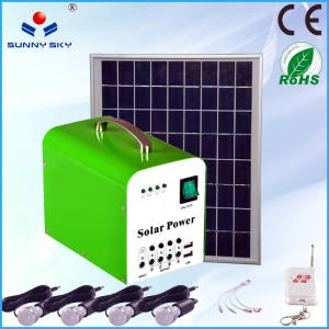 Home Solar Power System For Home Light TY-055B