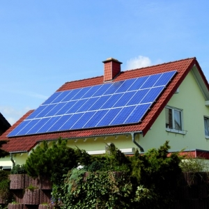Solar Panel Home System