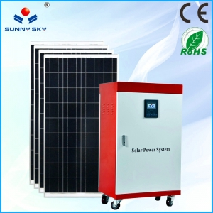 Home Solar Battery Storage Systems