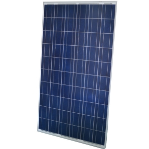320w Poly Crystalline Photovoltaic Cell Solar Panels 320 Watt For Solar Lighting System