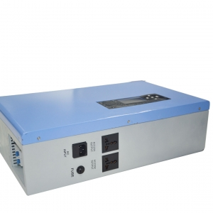 3kw 24v Off grid hybrid inverter with built in MPPT solar controller stolar storage converter 3000 watts