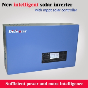 solar power inverte